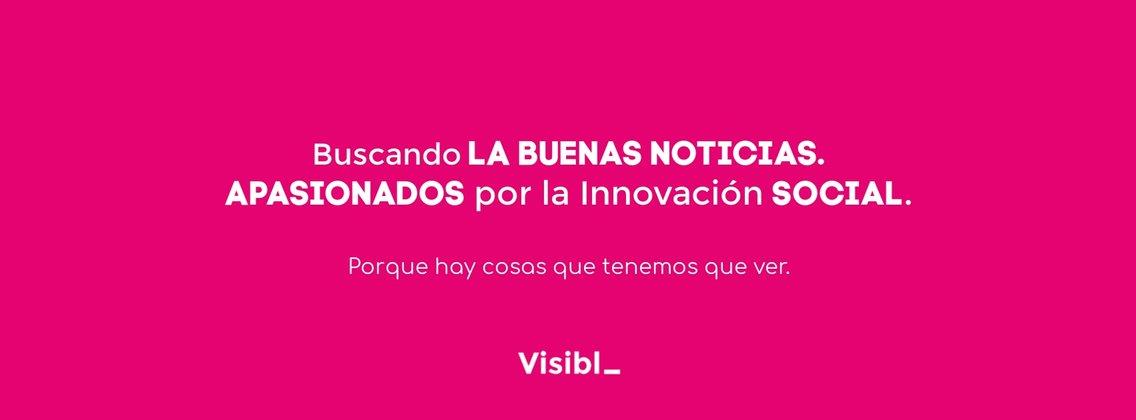 Visibl_  Innovación Social - immagine di copertina