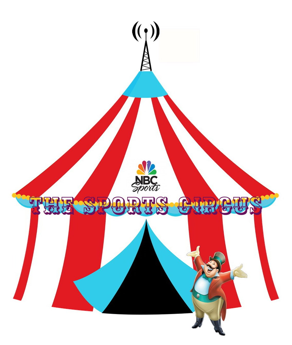 The Sports Circus - Cover Image