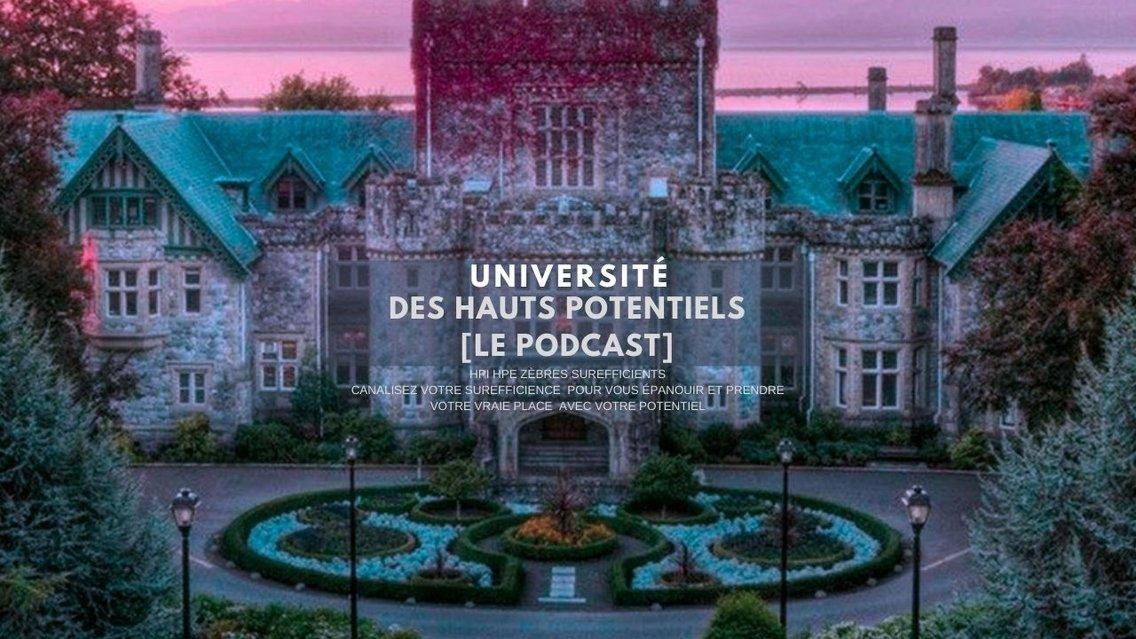 Université des Hauts Potentiels - immagine di copertina