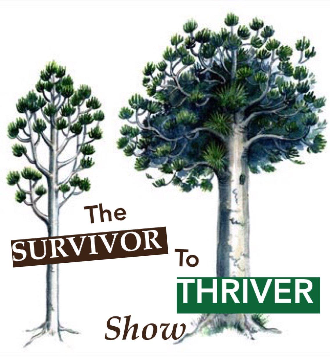 The Survivor to Thriver Show - Cover Image