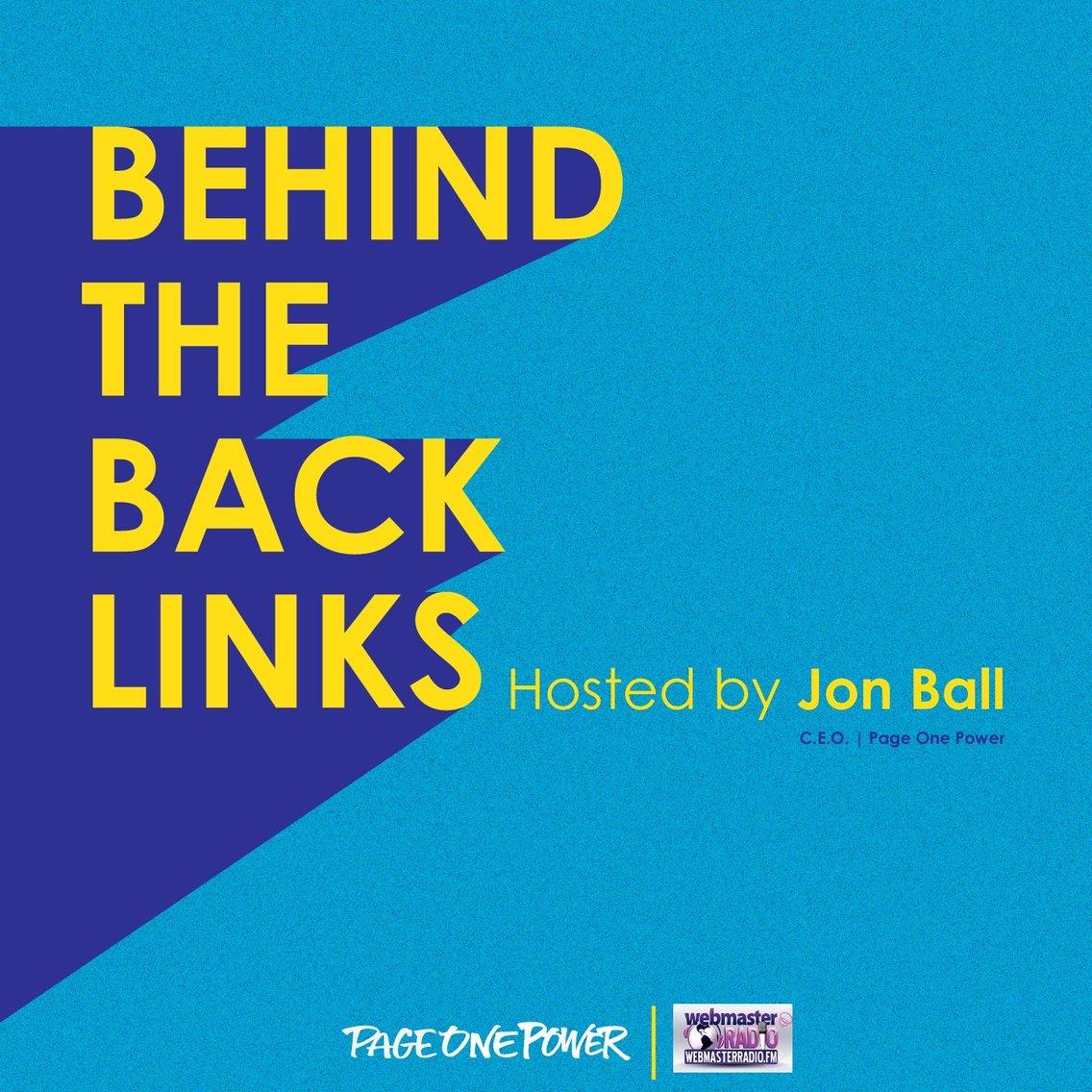 Behind the Backlinks - imagen de portada