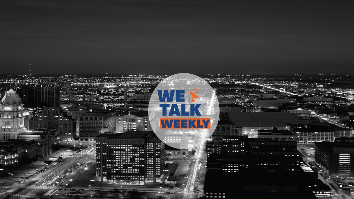 We Talk Weekly - Cover Image