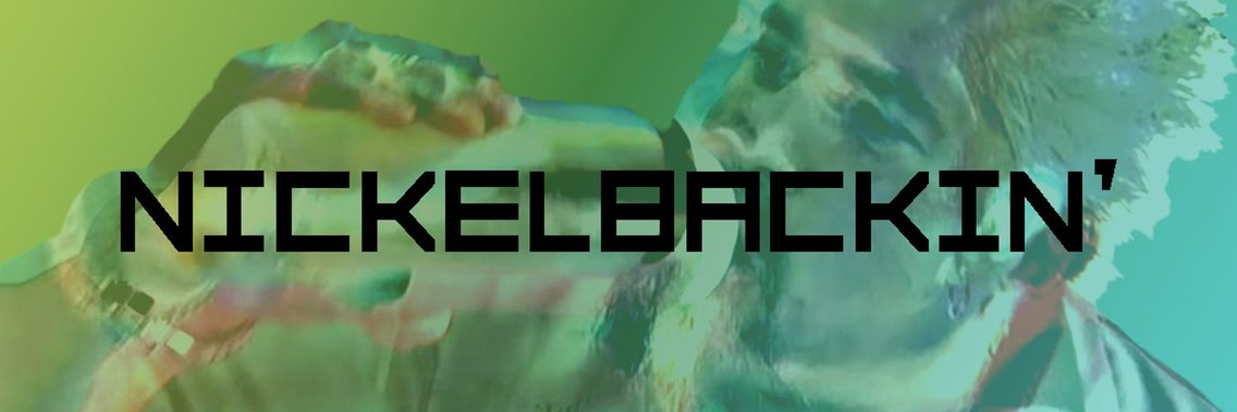 Nickelbackin' - imagen de portada
