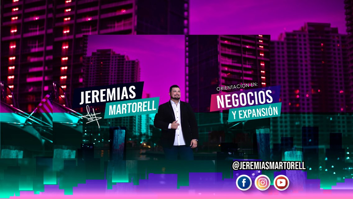 Jeremias Martorell Podcast - Cover Image
