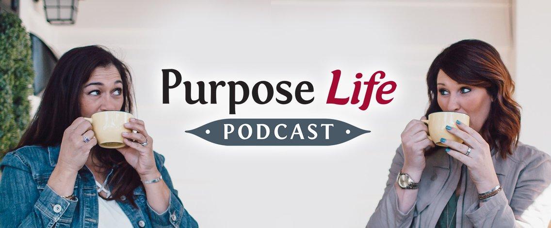 Purpose Life Podcast with Irma & Sarah - Cover Image