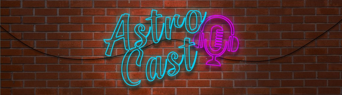AstroCast - Cover Image