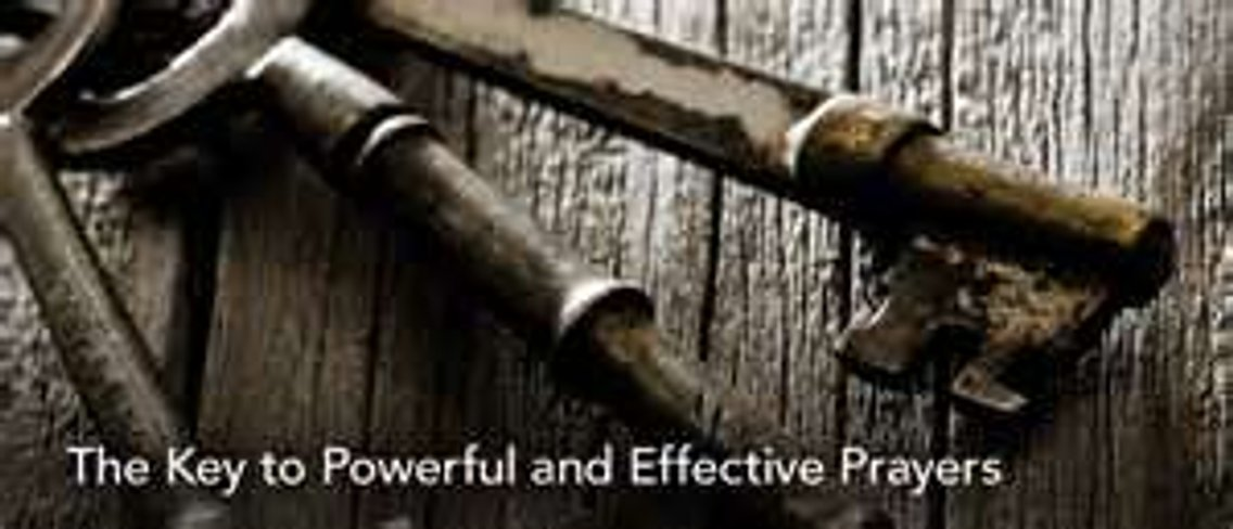 Powerful Keys To Your Good #2 - Cover Image