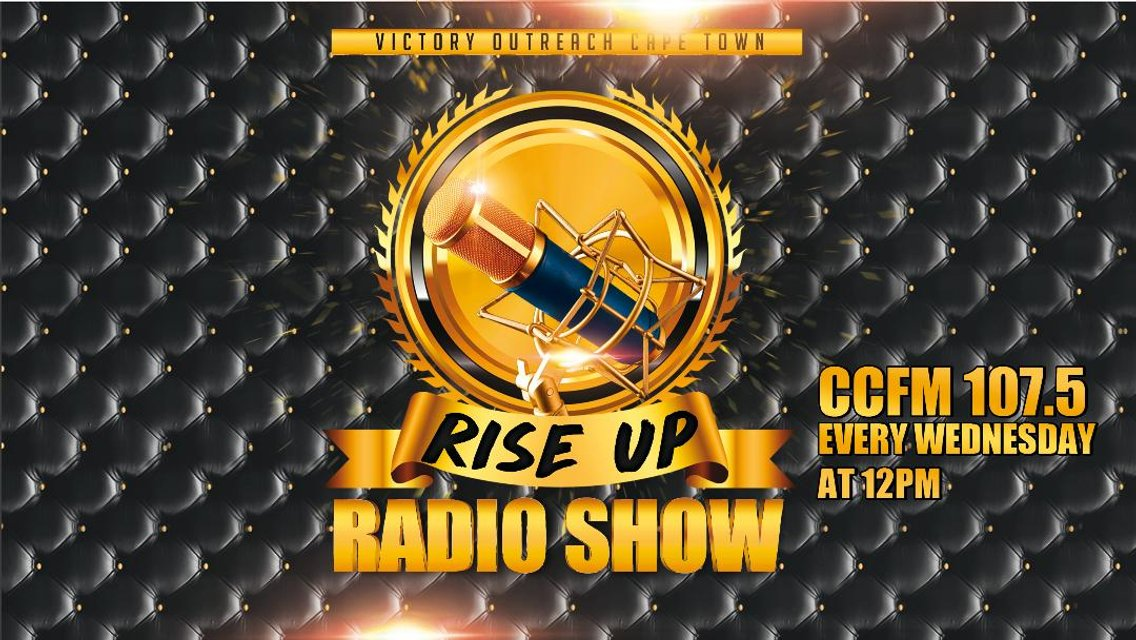 Rise Up Radio Segment - Cover Image
