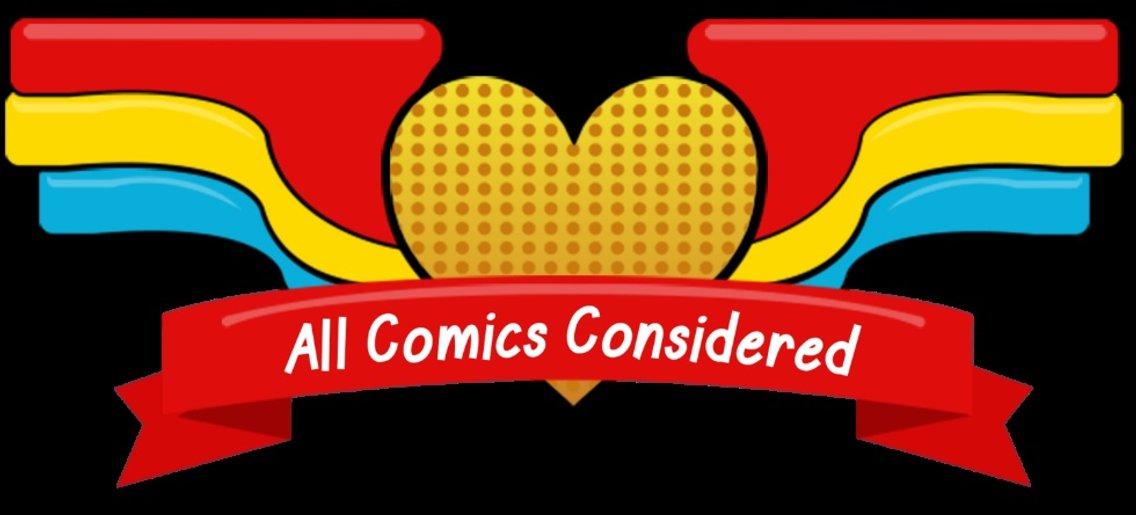 All Comics Considered - imagen de portada