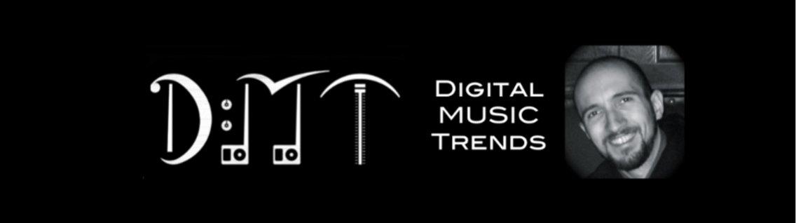 Digital Music Trends - imagen de portada
