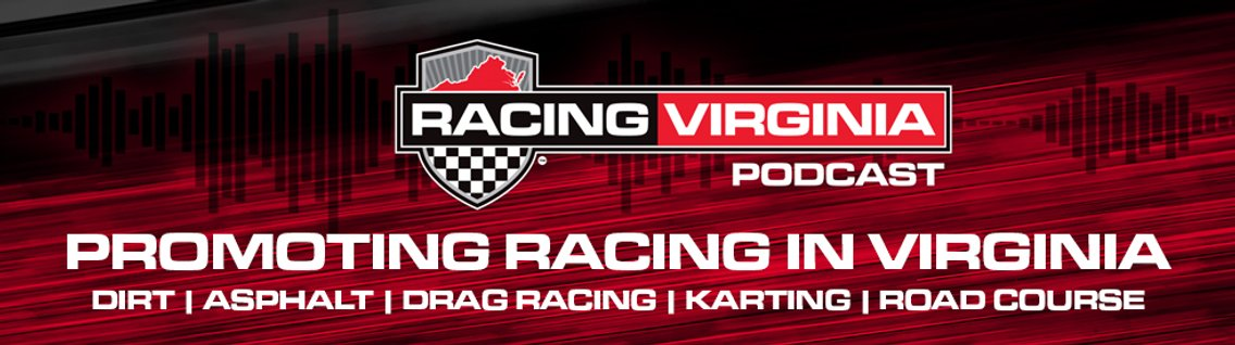 Racing Virginia Podcast - Cover Image