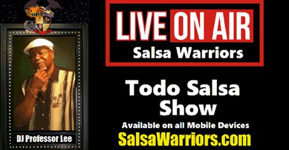 Todo Salsa With Prof Lee - imagen de portada