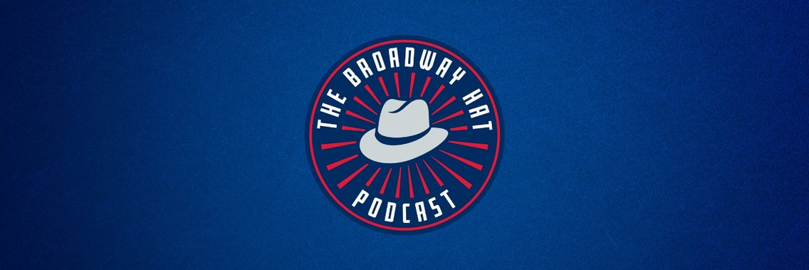 The Broadway Hat Podcast - Cover Image