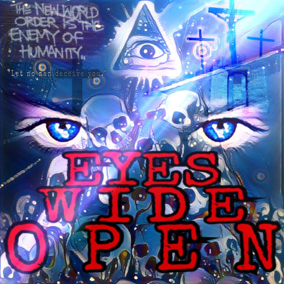 Eyes Wide Open - imagen de portada