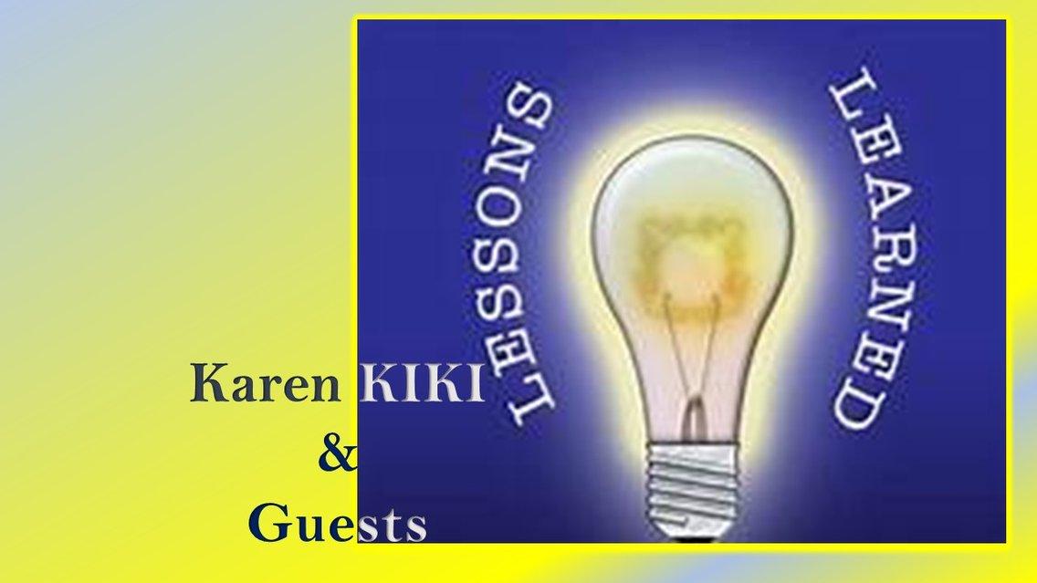 Lessons Learned with Karen KIKI - immagine di copertina