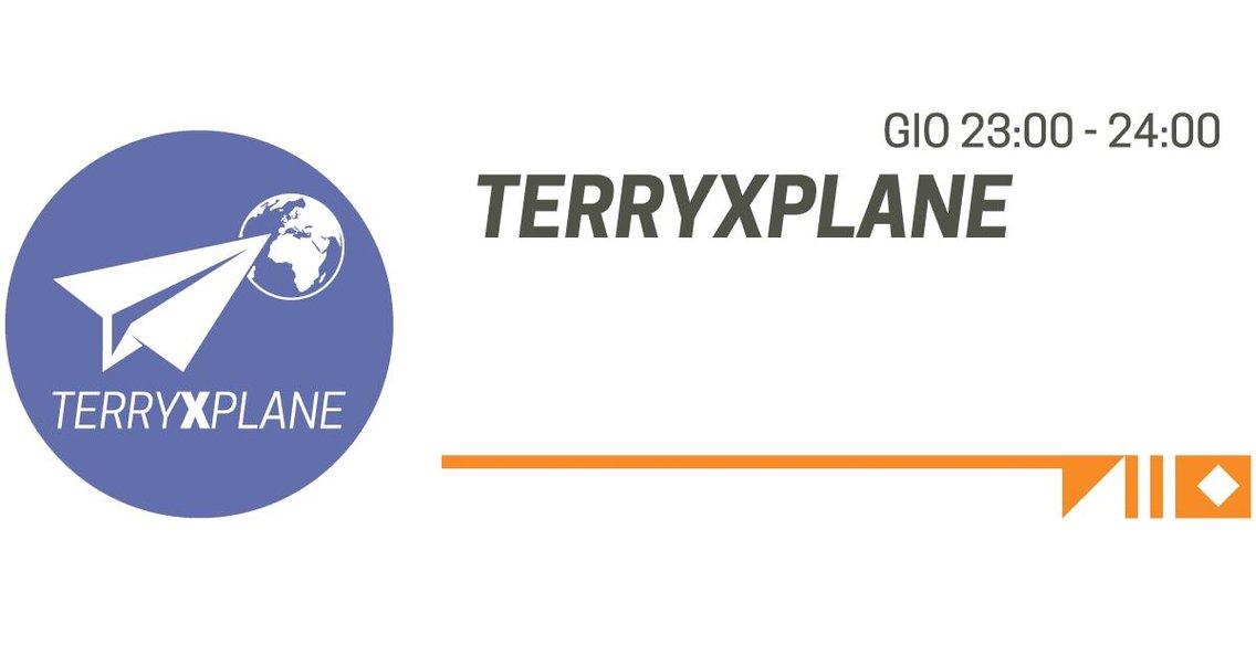 terryXplane - immagine di copertina