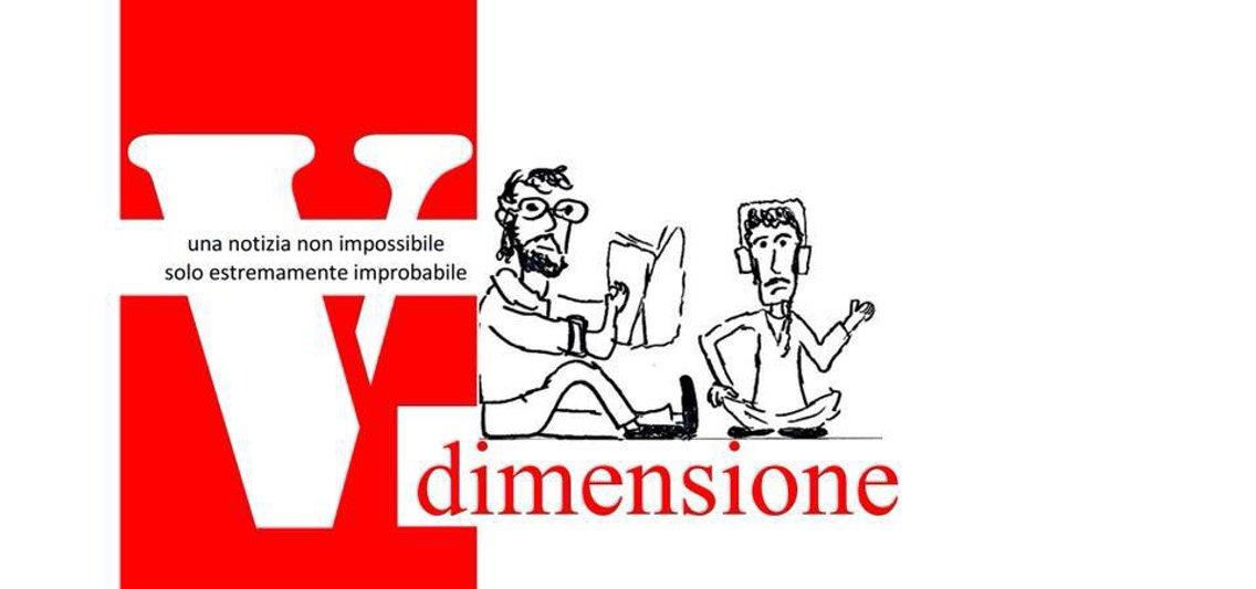 V Dimensione - immagine di copertina