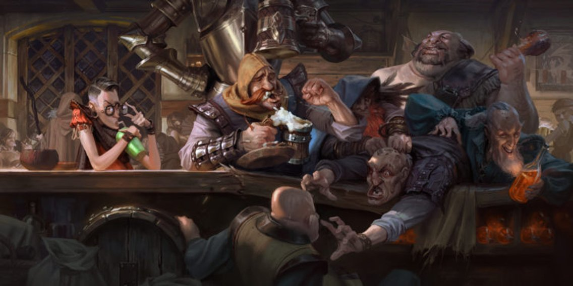Uns Caras e uns Dados RPG - imagen de portada