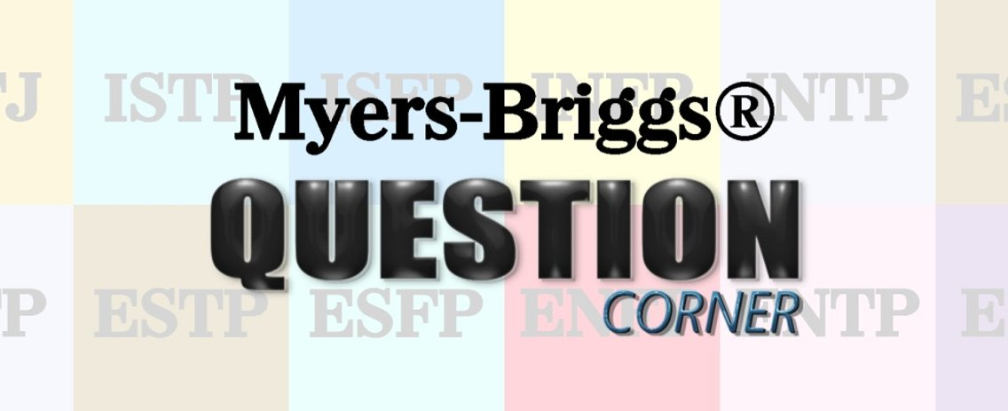 Myers-Briggs® Question Corner - imagen de portada