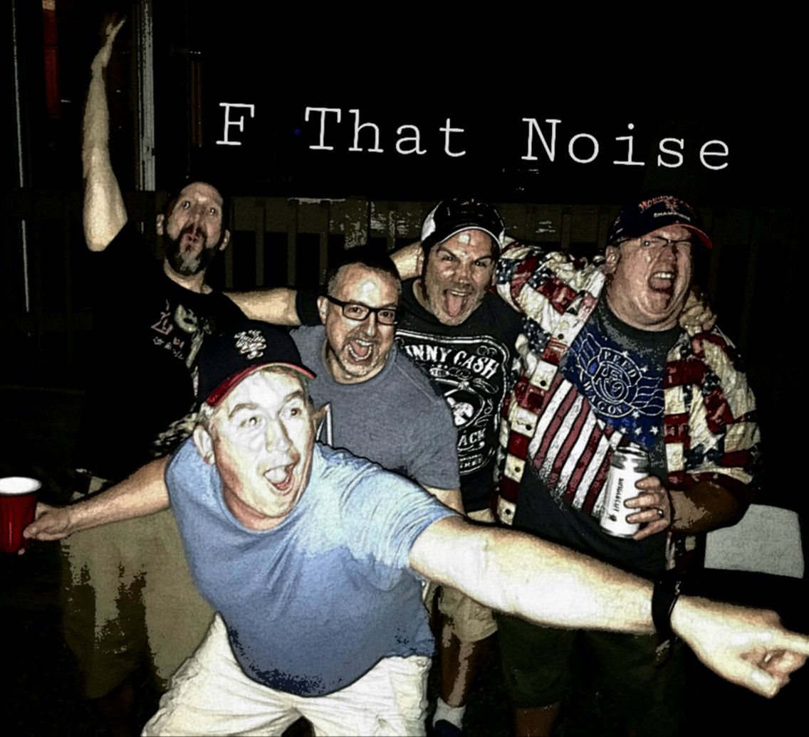 F That Noise - Cover Image