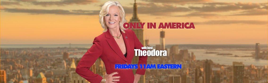 Only In America - imagen de portada