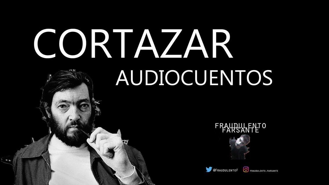 JULIO CORTAZAR - AUDIOCUENTOS - immagine di copertina