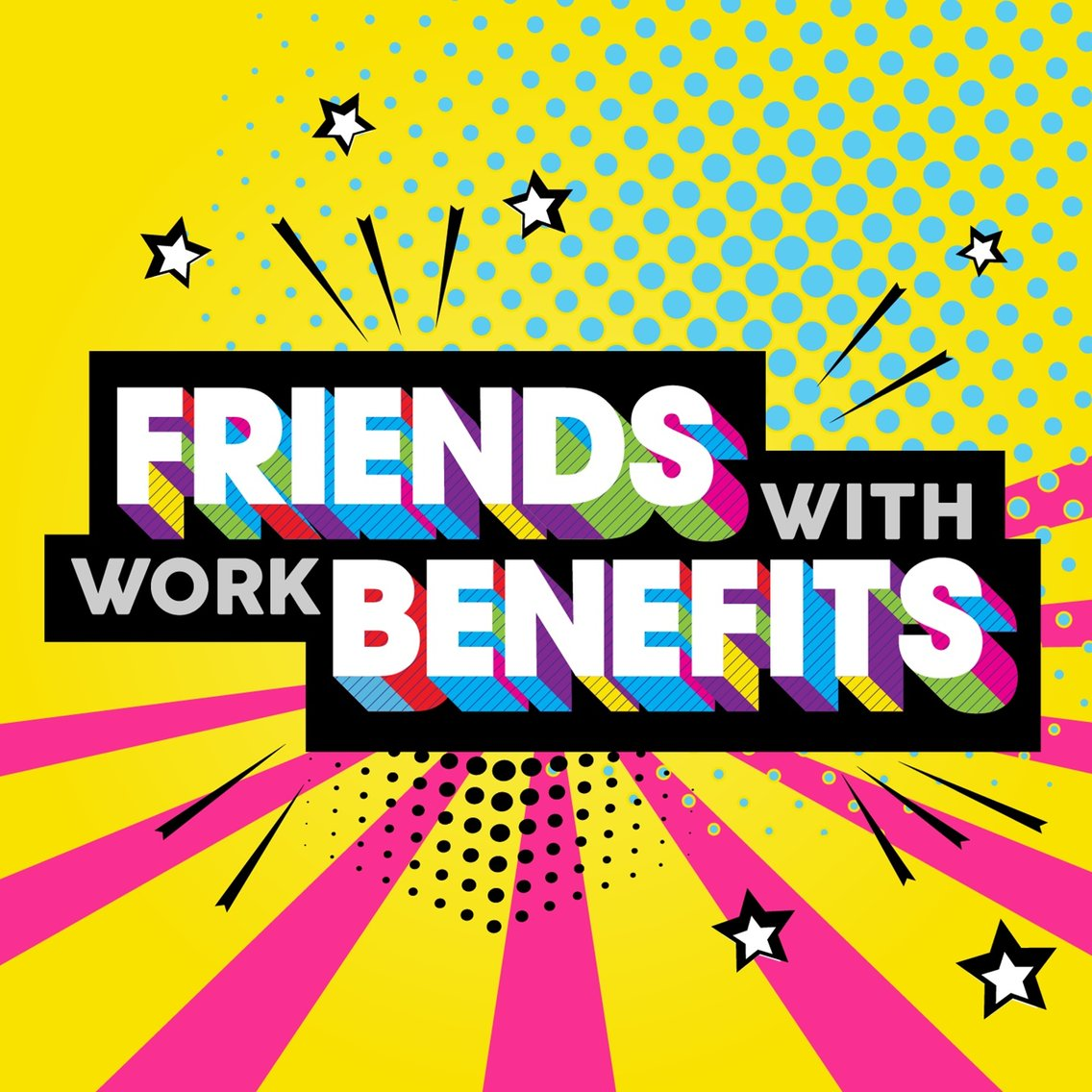 Friends With Work Benefits - Cover Image
