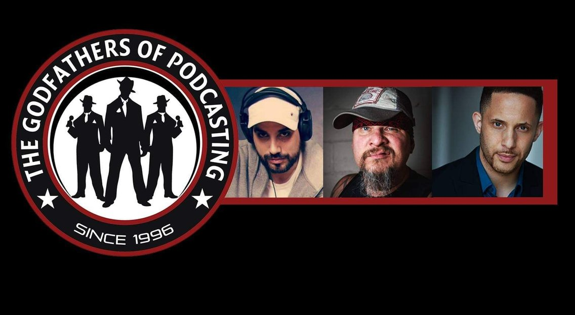 The Godfathers of Podcasting - Cover Image