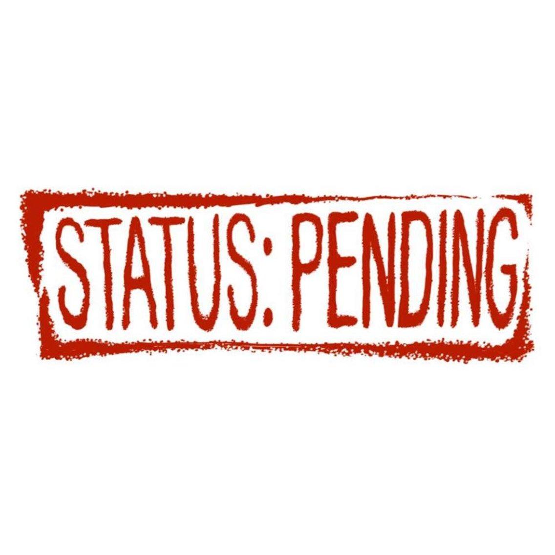 Status: Pending - immagine di copertina