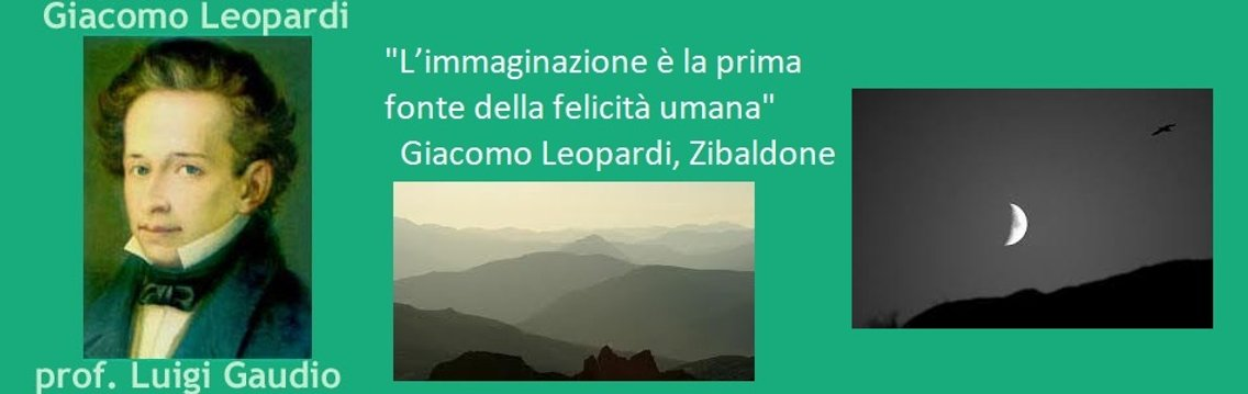 Giacomo Leopardi - Cover Image