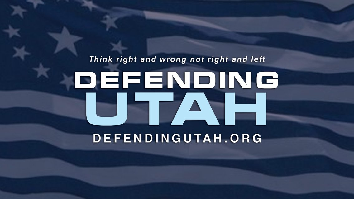 Defending Utah Radio - Cover Image