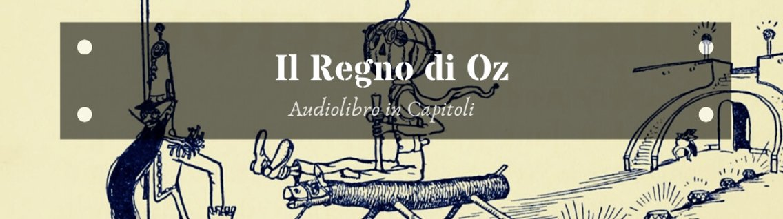 ֍ IL REGNO DI OZ ֍ Audiolibro Completo ֍ - imagen de portada