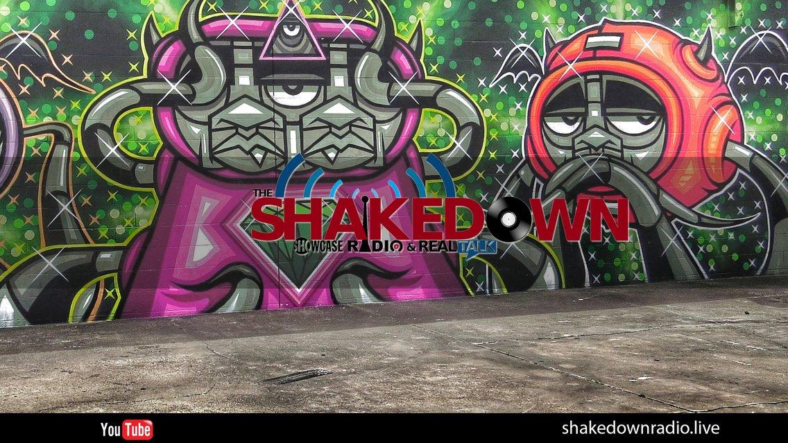 ShakeDown Showcase Real Talks Radio - Cover Image