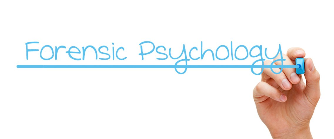 Forensic Psychology - Cover Image