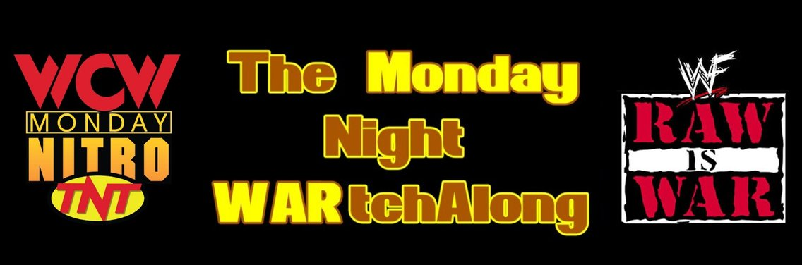 The Monday Night WARtchAlong - Cover Image