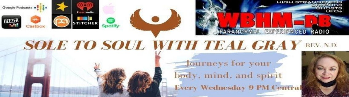 Sole to Soul with Teal Gray - imagen de portada