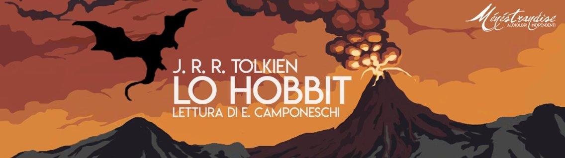 Lo Hobbit - J.R.R. Tolkien - imagen de portada