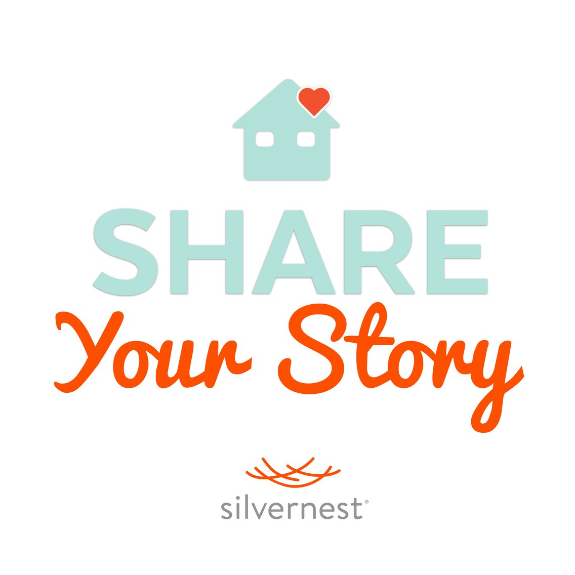 Share Your Story - Cover Image