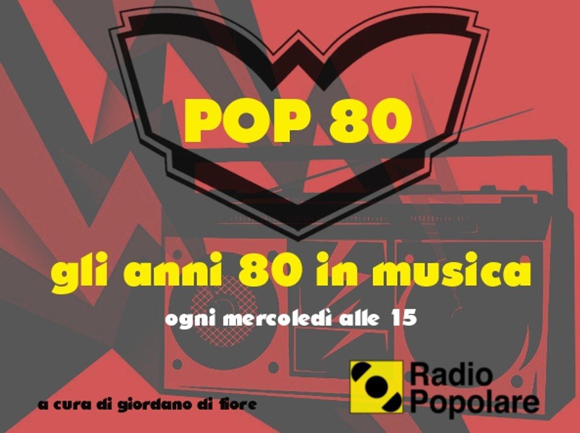 Pop 80 - imagen de portada