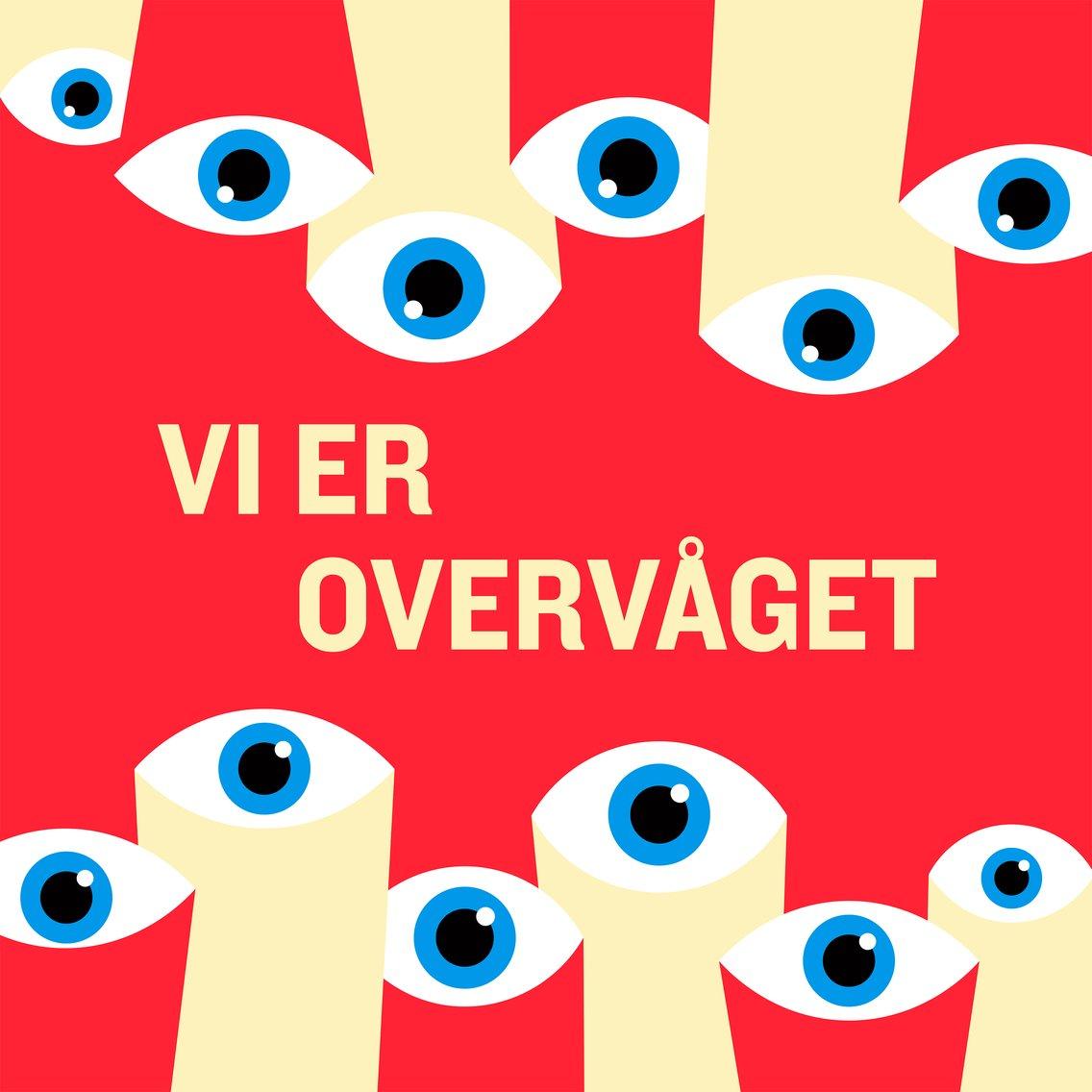 Vi Er Overvåget - immagine di copertina