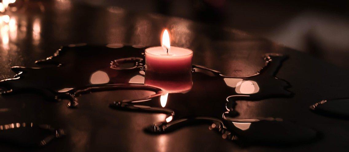 Lighting The Candle - Exvadio Network - imagen de portada