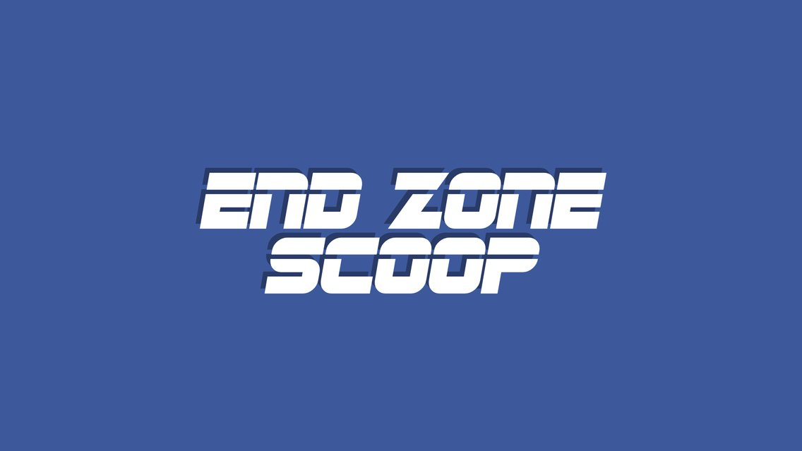 End Zone Scoop - Cover Image