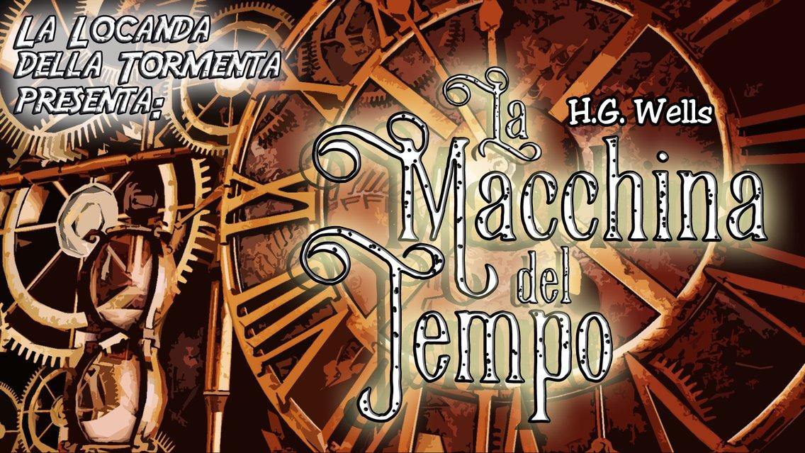 Audiolibro La Macchina del tempo - H.G. - immagine di copertina