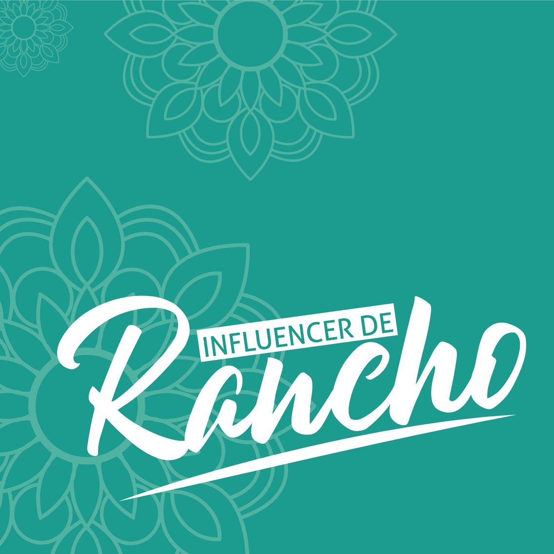 Influencer de rancho - Cover Image
