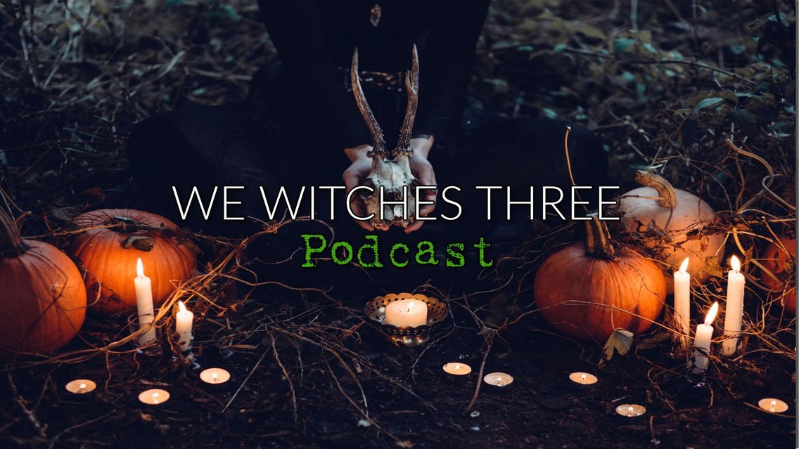 We Witches Three - Cover Image