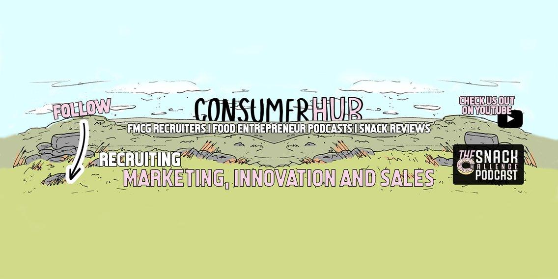 The FMCG Podcast - imagen de portada