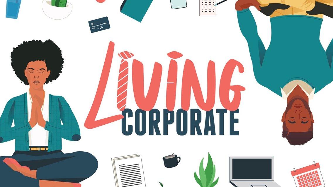 Living Corporate - immagine di copertina