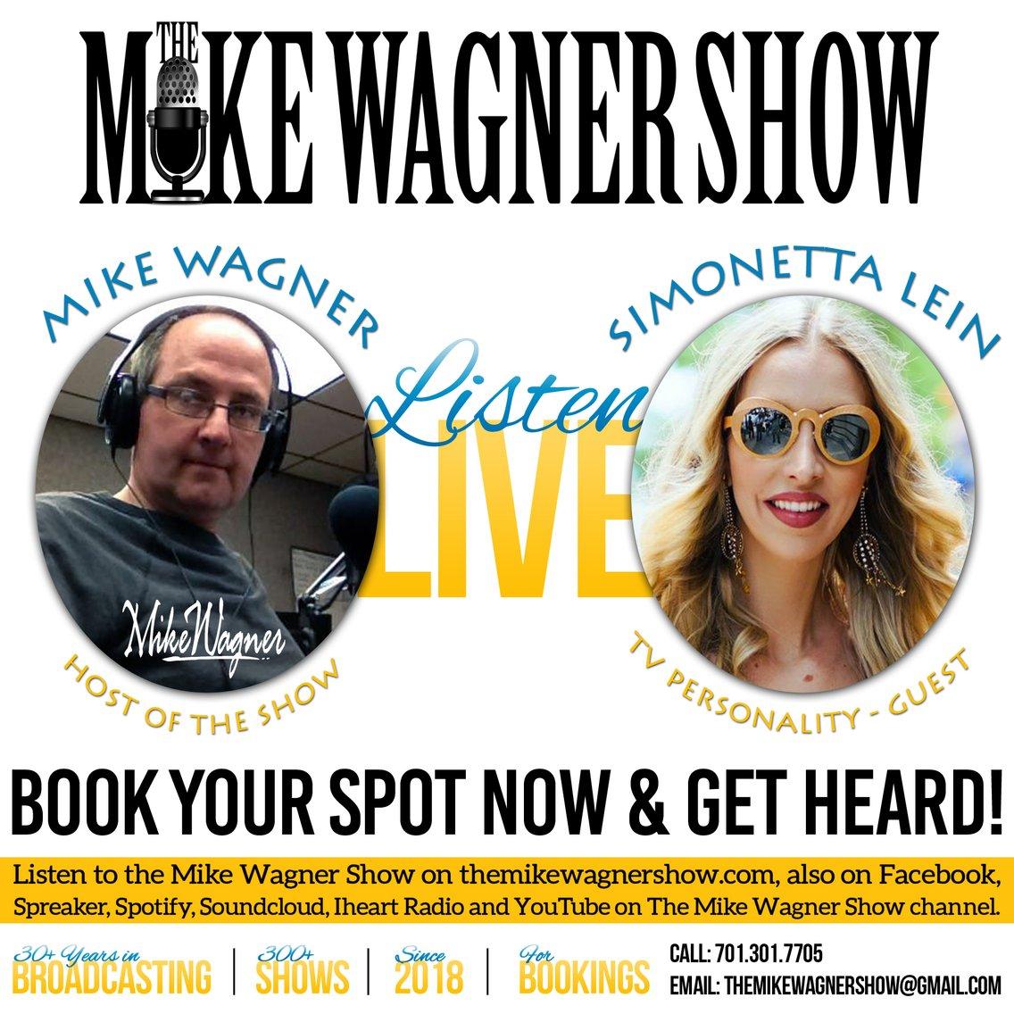 The Mike Wagner Show - immagine di copertina