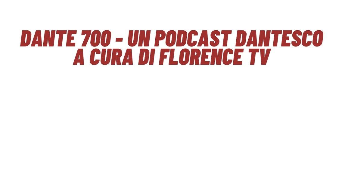 Dante 700 / Un podcast dantesco - immagine di copertina