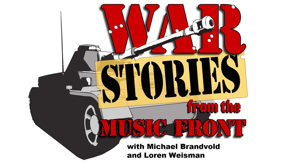 War Stories from the Music Front - immagine di copertina